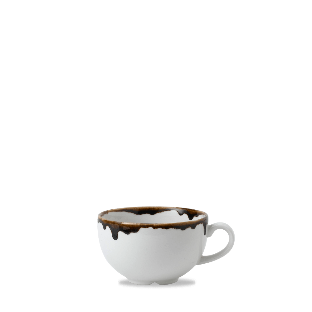 Dudson Harvest Natural cappuccino kop 34 cl