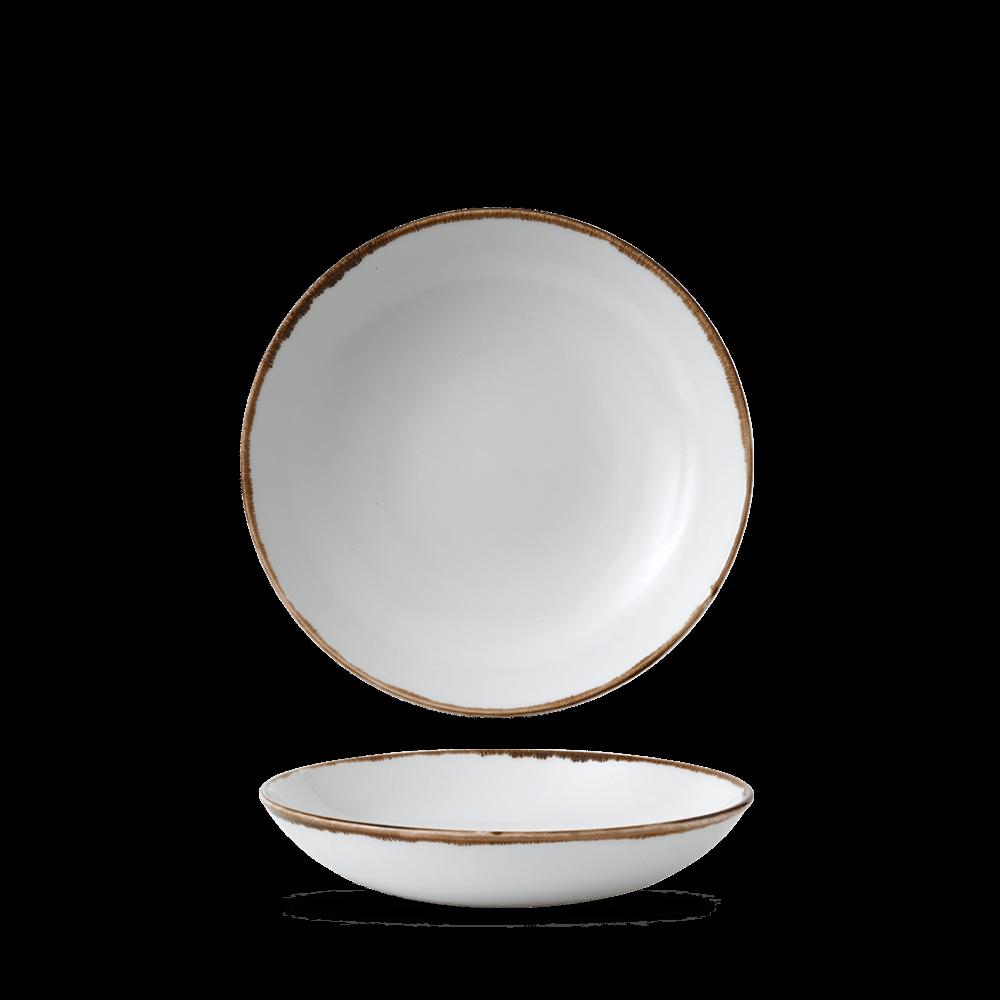 Dudson Harvest Natural coupe bowl 18,2 cm