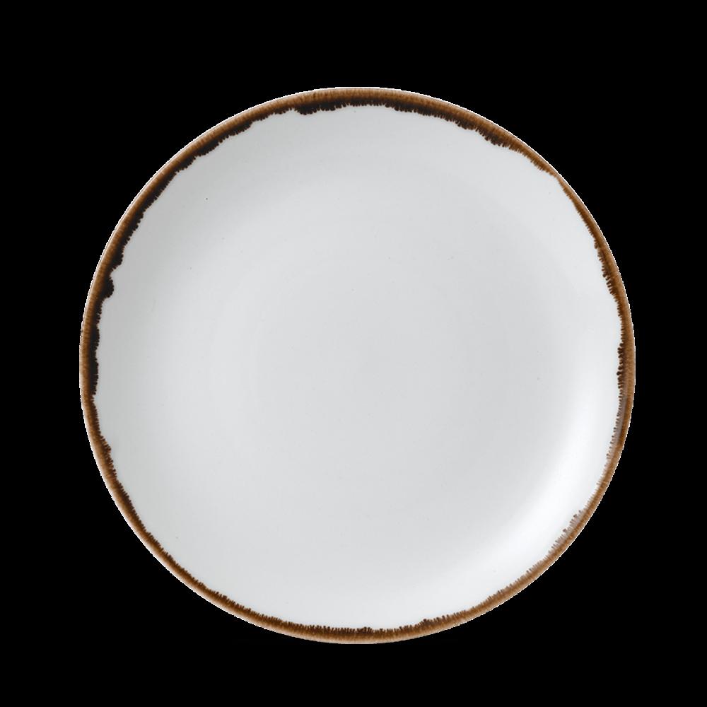 Dudson Harvest Natural coupe bord 21,7 cm
