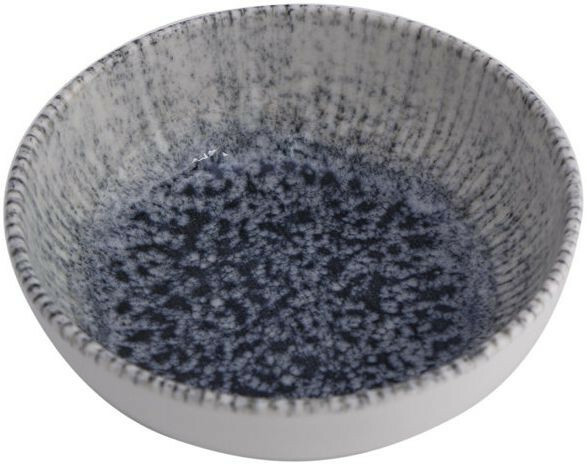 Porland Iris Blue bowl laag 13 cm