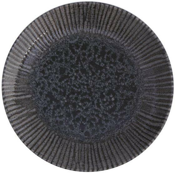 Porland Iris Grey coupe bord 21 cm