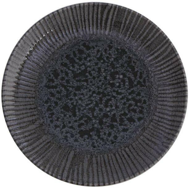 Porland Iris Grey extra plat bord 25 cm