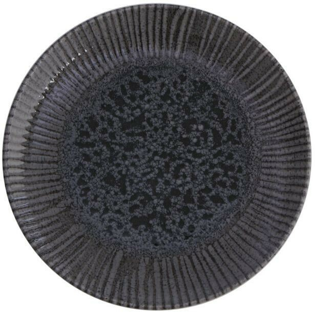 Porland Iris Grey extra plat bord 20 cm
