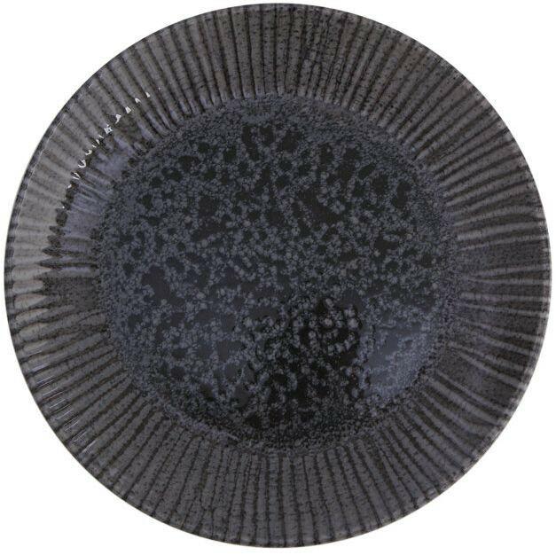 Porland Iris Grey coupe bord 27 cm