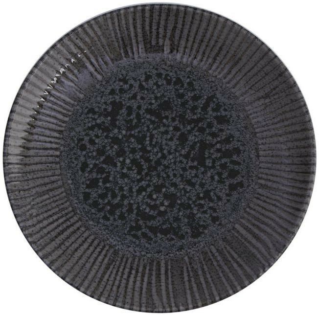 Porland Iris Grey coupe bord 31 cm