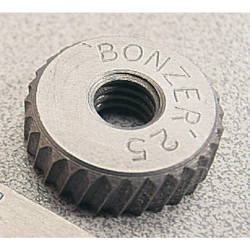 Bonzer reservewiel alleen voor CF390 staartblikopener
