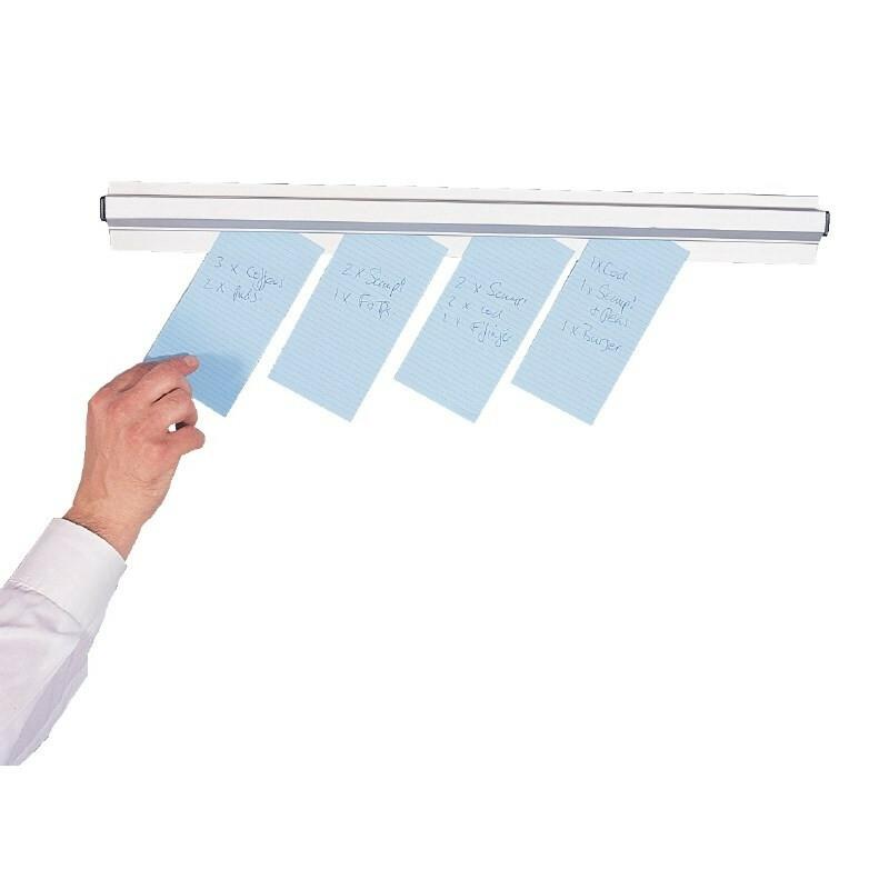 bonnenhouder aluminium 61 cm