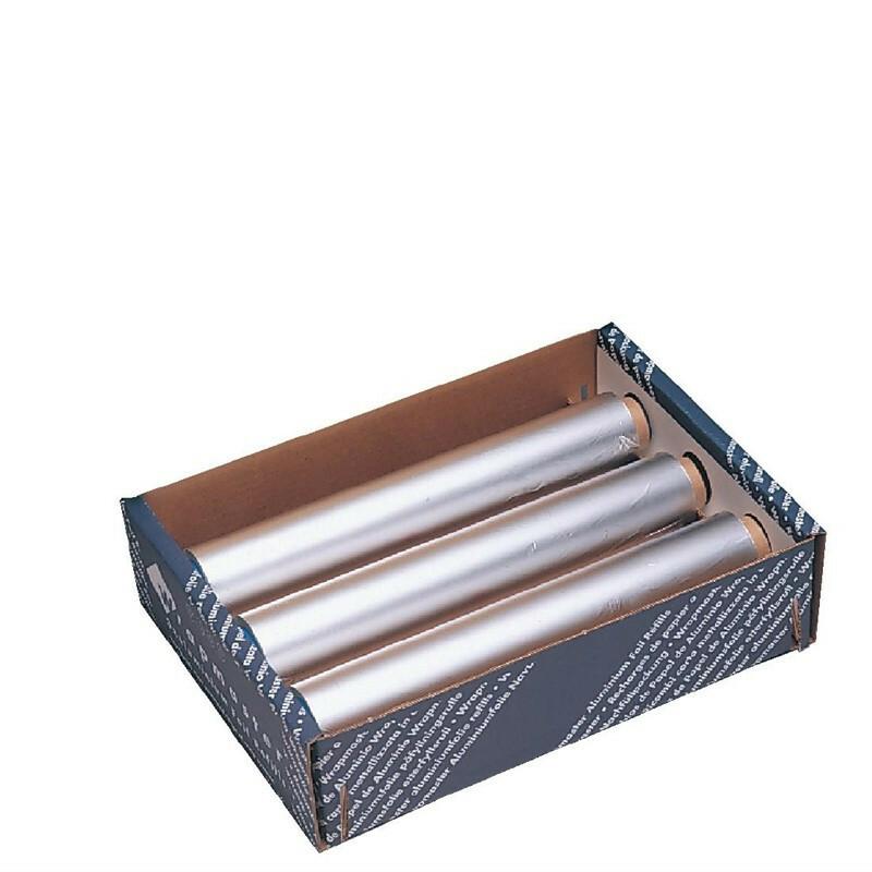 Wrapmaster aluminiumfolie 45 cm breed DOOS 3