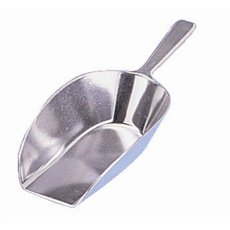 winkelschep aluminium 13 cl
