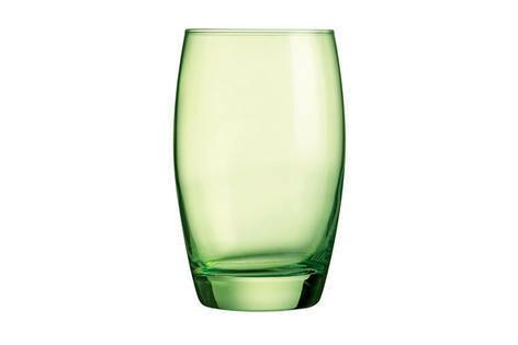 Arcoroc Color Studio Salto groen tumbler 35 cl