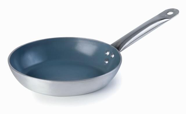 Eco-Chef koekenpan inductie PFAS vrij aluminium keramisch Ø 18 cm