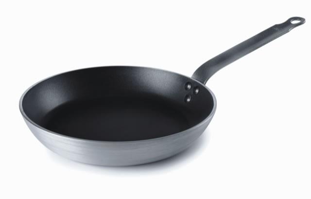 Tricapa koekenpan inductie PFAS vrij aluminium Ø 32 cm