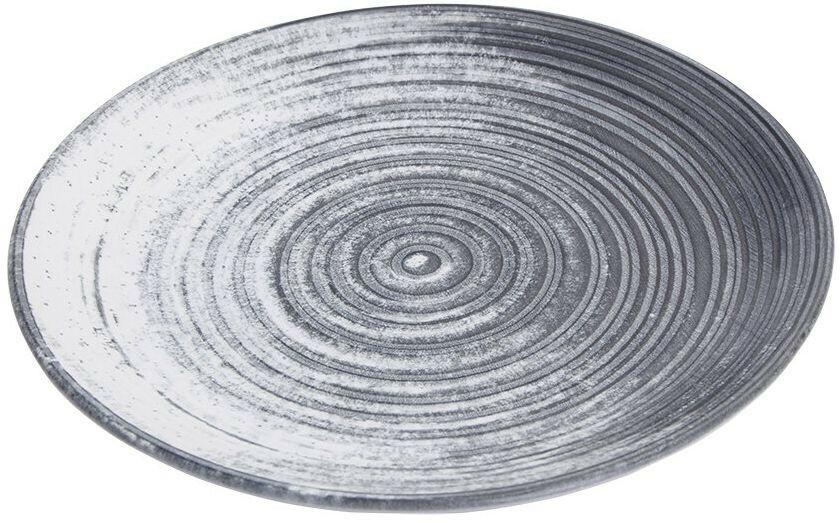 Porland Lykke Beige coupe bord 25 cm