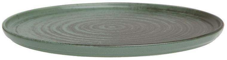 Porland Lykke Green extra plat bord 24 cm