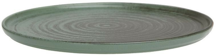 Porland Lykke Green extra plat bord 27 cm