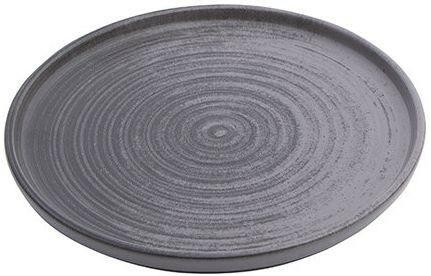 Porland Lykke Grey extra plat bord 18 cm