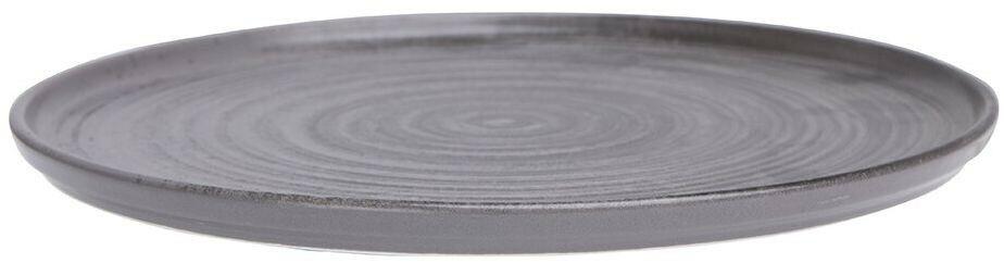 Porland Lykke Grey extra plat bord 30 cm