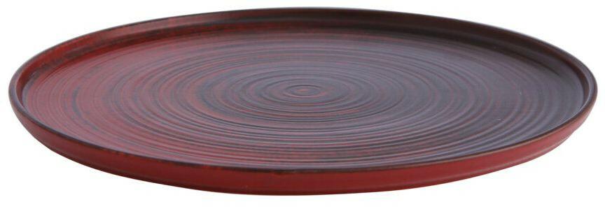 Porland Lykke Red extra plat bord 30 cm