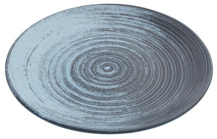 Porland Lykke Turquoise coupe bord 25 cm