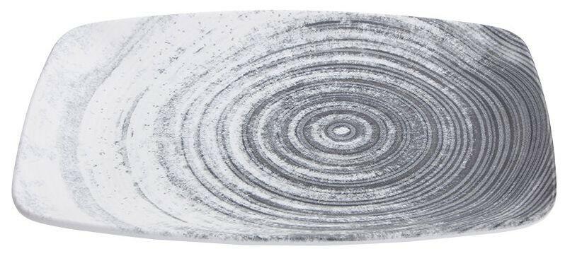 Porland Lykke Beige oblong bord 27 x 19,5 cm