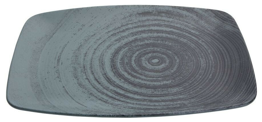 Porland Lykke Green oblong bord 32,5 x 23 cm