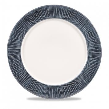 Churchill Bamboo Mist Blue presentatie bord plat 30,5 cm