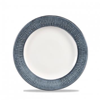 Churchill Bamboo Mist Blue bord plat 21 cm