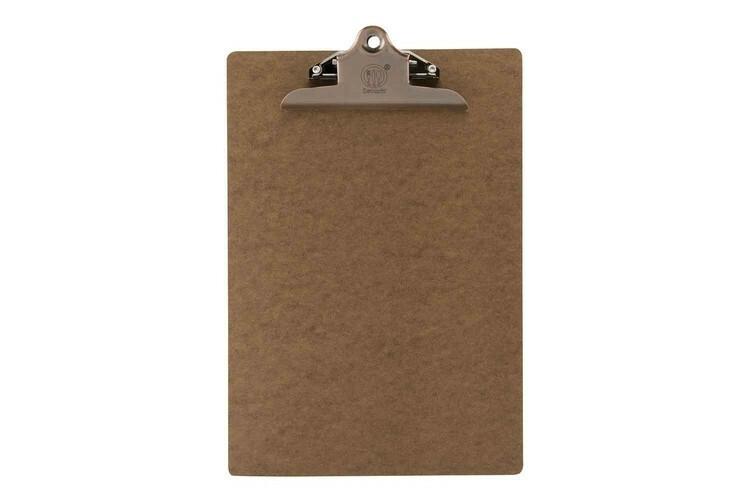 Securit clipboard Menu A4 bruin 23,1 x 34,6(h)cm