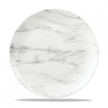 Churchill Textures coupe bord 26 cm grey marble