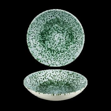 Studio Prints Mineral Green coupe bowl 18,2 cm