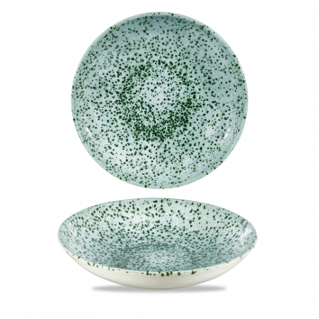 Studio Prints Mineral Green coupe bowl 24,8 cm
