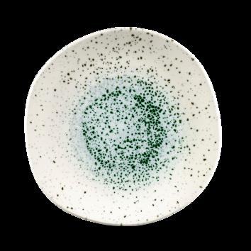 Studio Prints Mineral Green organic bord plat 26,4 cm