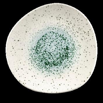 Studio Prints Mineral Green organic bord plat 28,6 cm