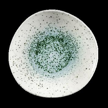 Studio Prints Mineral Green organic diep coupe bord 25,3 cm