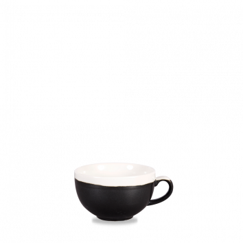 Churchill Monochrome onyx black capp. kop 22,7 cl