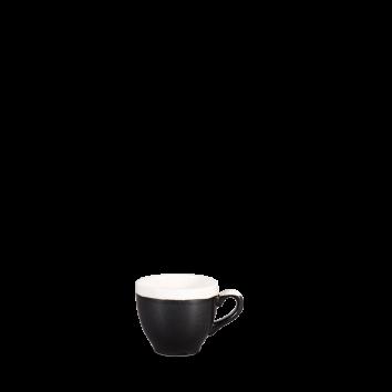 Churchill Monochrome onyx black espr. kop 10 cl