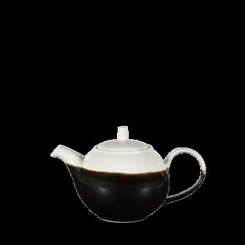 Churchill Monochrome onyx black thee/koffiepot 42,6 cl