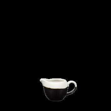 Churchill Monochrome onyx black melkkan 11,4 cl