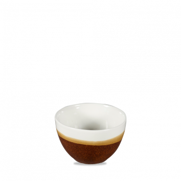 Churchill Monochrome cinnamon brown suikerbowl 22,7 cl