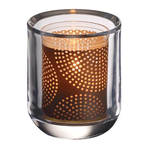 Bolsius ReLight Refill Matrix goud 24 uur DOOS 18