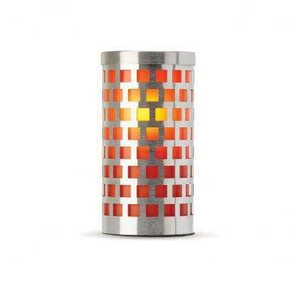 Lumea Eden Mosaic Frosted Amber