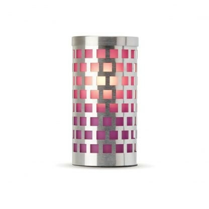 Lumea Eden Mosaic Frosted Violet