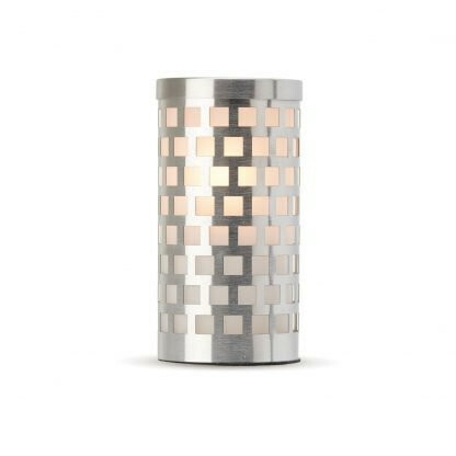 Lumea Eden Mosaic Frosted White