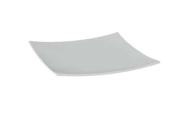 Stylepoint melamine vierkant plateau 42 x 42 x 5 cm
