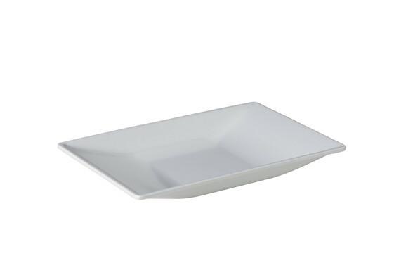 Stylepoint melamine bootvormige plateau 31,8 x 21 x 3,2 cm