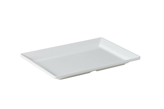 Stylepoint melamine rechthoekig bord 21 x 30 cm