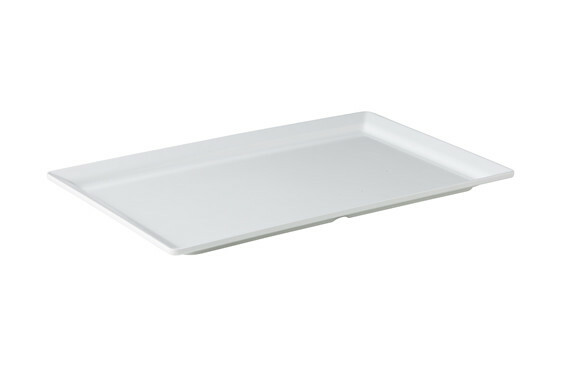 Stylepoint melamine plateau smalle rand 1/1 GN
