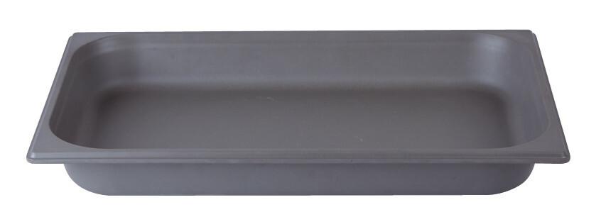 Stylepoint Bamboo Fibre gastronormbak grijs 1/1 GN 6,5 cm diep