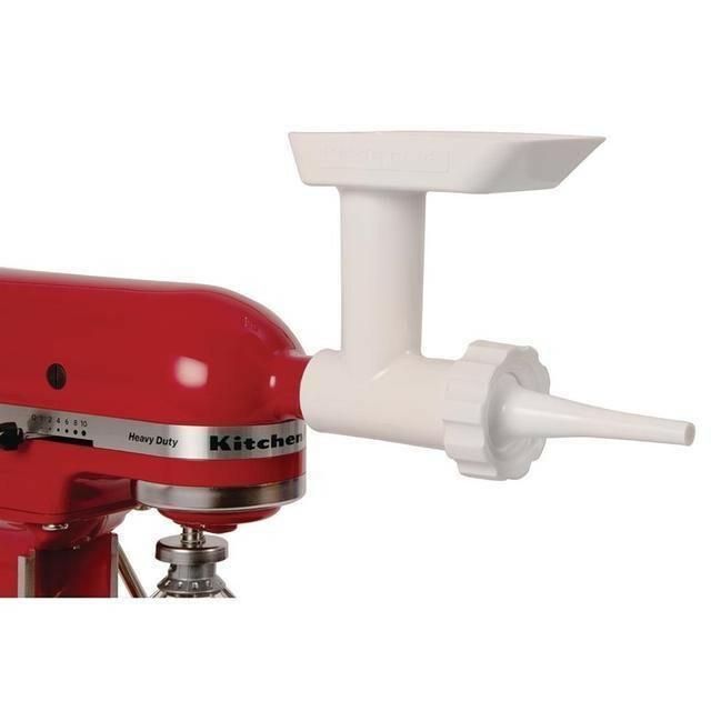 KitchenAid worstenvulhulpstuk 5SSA * geschikt voor K45-K5-K7 versies