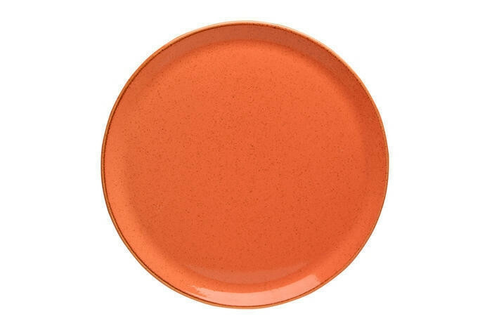 Porland Seasons Orange extra plat bord 32 cm
